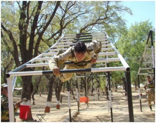 All India Commando Competition 3rd Position 2009