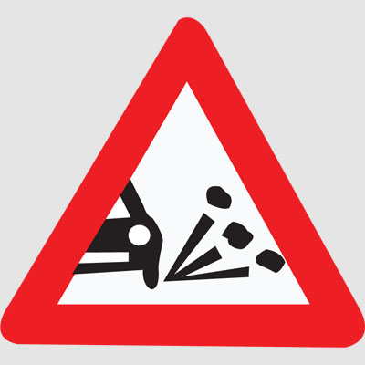 Slow Down Signs >> Cautionary Road Signs | Department of Police, State Government of Jharkhand, India